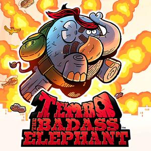 Tembo the Badass Elephant cover
