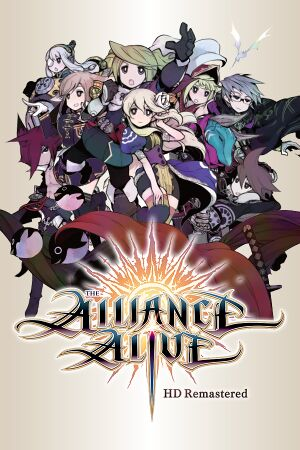 The Alliance Alive HD Remastered cover