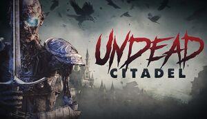 Undead Citadel cover