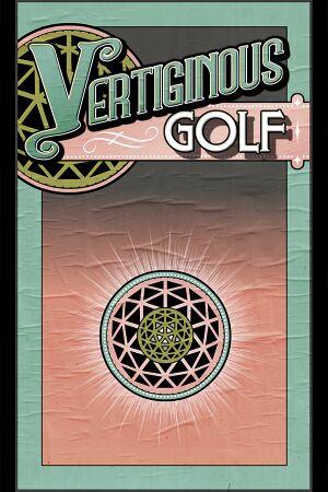 Vertiginous Golf cover