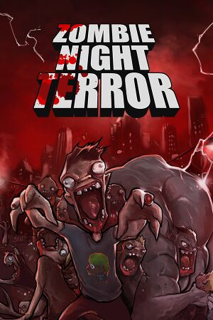 Zombie Night Terror cover