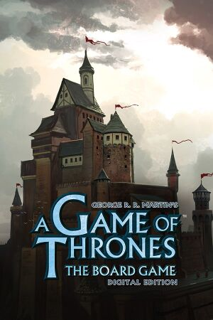 A Game of Thrones: The Board Game - Digital Edition cover