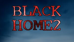 Black Home 2 cover