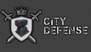 City Defense cover
