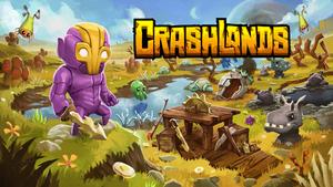 Crashlands cover