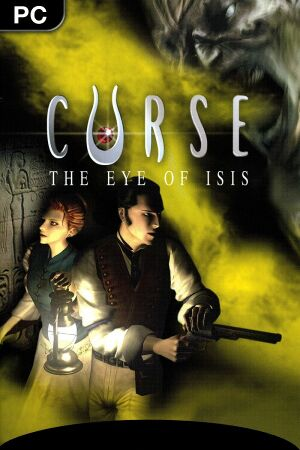 Curse: The Eye of Isis cover