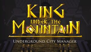 King Under The Mountain cover