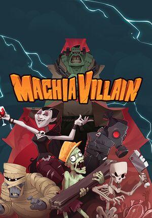 MachiaVillain cover