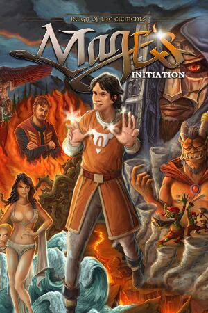 Mage's Initiation: Reign of the Elements cover