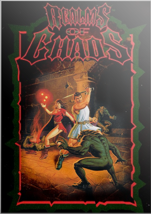 Realms of Chaos cover