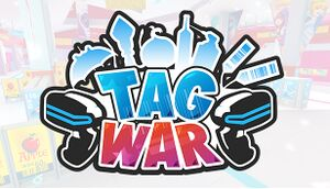 TAG WAR cover