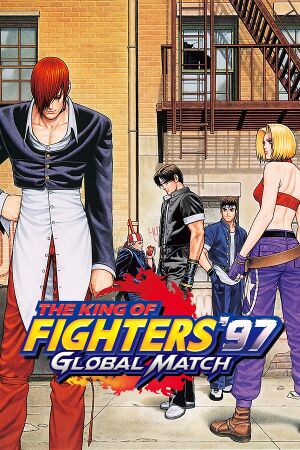 The King of Fighters '97 Global Match cover