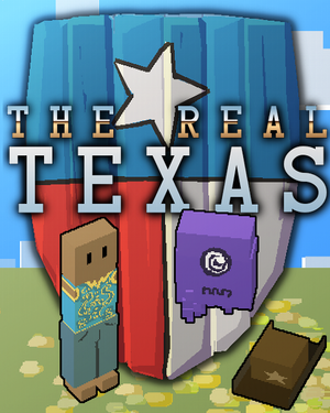 The Real Texas cover