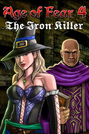 Age of Fear 4: The Iron Killer cover