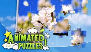 Animated Puzzles cover
