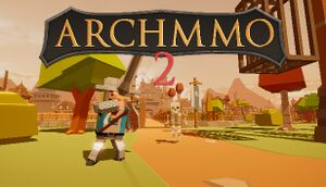 ArchMMO 2 cover