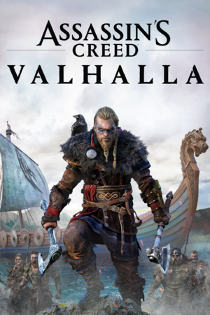 Assassin's Creed Valhalla cover