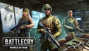 BattleCry: World At War cover