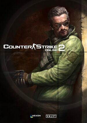 Counter-Strike Online 2 cover