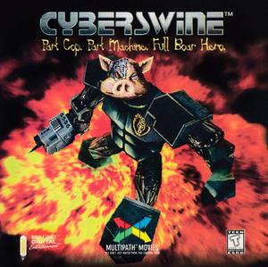 Cyberswine cover