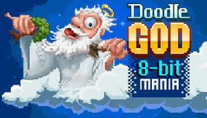 Doodle God: 8-bit Mania cover