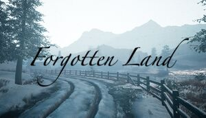 Forgotten Land cover
