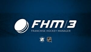 Franchise Hockey Manager 3 cover