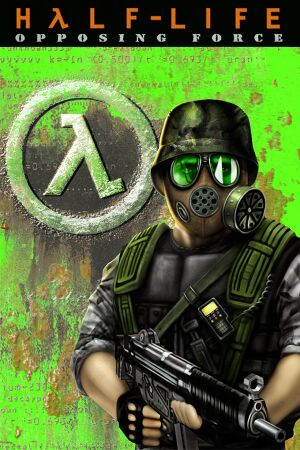 Half-Life: Opposing Force cover