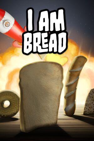 I am Bread cover