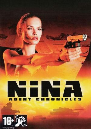 Nina: Agent Chronicles cover