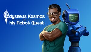 Odysseus Kosmos and his Robot Quest: Adventure Game cover