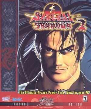 Samurai Shodown II cover
