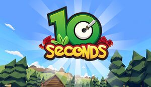 10 Seconds cover