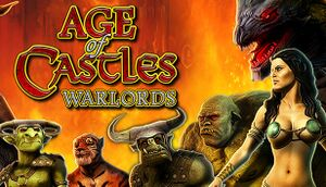 Age of Castles: Warlords cover