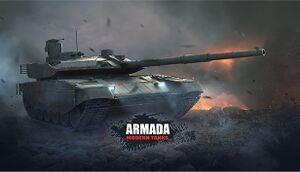 Armada: Modern Tanks cover