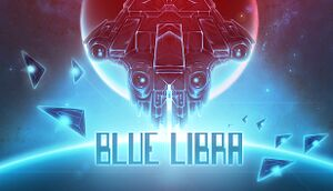 Blue Libra cover