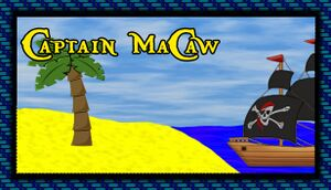 Captain MaCaw cover