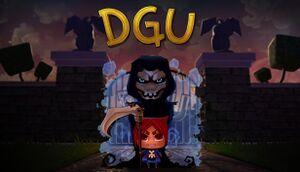 DGU: Death God University cover