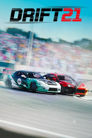 DRIFT21 cover