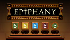 Epiphany! cover