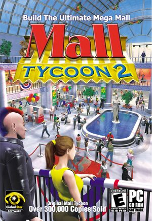 Mall Tycoon 2 cover