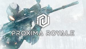 Proxima Royale cover