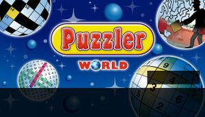 Puzzler World cover
