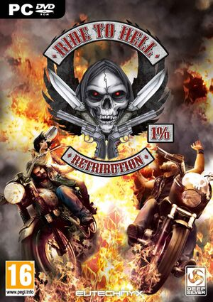 Ride to Hell: Retribution cover
