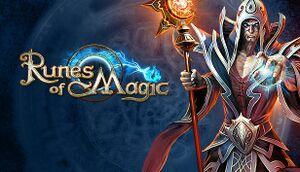 Runes of Magic cover
