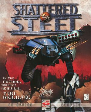 Shattered Steel cover