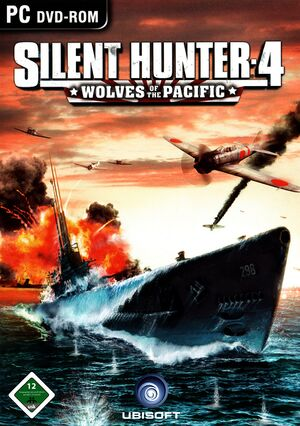 Silent Hunter 4: Wolves of the Pacific cover