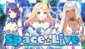 Space Live - Advent of the Net Idols cover