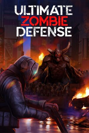 Ultimate Zombie Defense cover