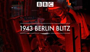 1943 Berlin Blitz cover